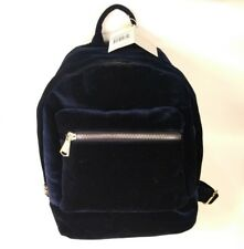 Aimee Kestenberg Tamitha Woodside Velvet Backpack Royal Navy Blue AK479015 $198