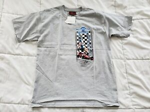 Men's Brickyard Authentics Large T-Shirt F1 Formula One Grand Prix 2002