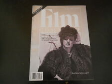 Bette Davis, Tom Hanks, John Hurt -  Film Comment Magazine 1989