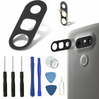 Rear Back Camera Real Glass Lens Cover Lid+Tools For LG G5 H820 H830 VS987 LS992