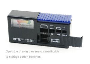 Hearing Aid Activair Battery Tester Battery Checker Power tester