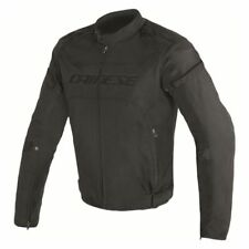 Dainese D-Frame Tex Jacket Black - All Sizes! - Fast Shipping