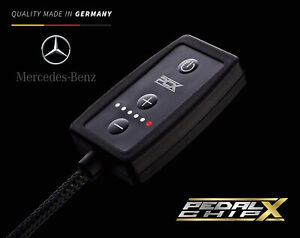 Pedal Chip X Throttle Response Boost for Mercedes CLK-Class C209, A209 2002-2010