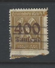 GERMANY, WEIMAR REPUBLIC # 275 Used INFLATION ISSUE