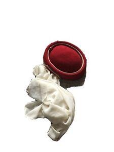 Medium Size Emirates Hat With Veil