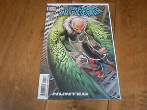 AMAZING SPIDER-MAN #20.HU (2018 Series) Marvel Comics 1st Printing - Hunted NM