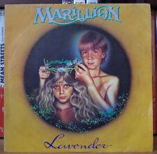 MARILLION LAVENDER FRENCH SP EMI 1986