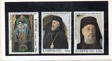 Chipre Personajes Serie del año 1977 (DR-683)
