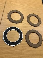 New Royal Enfield 4pc Clutch Friction Plate Set