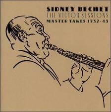 Master Takes: Victor Sessions (1932-1943) by Sidney Bechet (CD, Oct-1990, 3 Disc