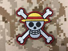 Warrior One Piece Straw Hat Pirates Patch WR-PT020
