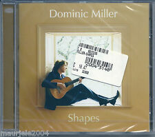 Dominic Miller. Shapes (2003) CD NUOVO Sting. Placido Domingo Chris Botti Enigma