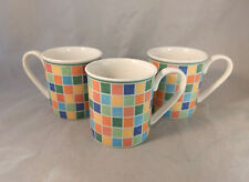 Set of 3 Villeroy & Boch Twist Alea Limone Mugs