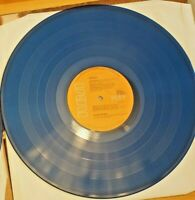 """David Bowie Stage Double Album RCA 1978 12"""" 33RPM  Holland BLUE Vinyl +Loricraft"""