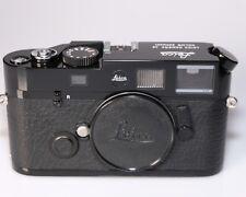Leica M6 TTL 0.85 Black Paint LHSA Special Edition