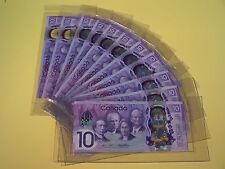 CANADA 2017 $10 POLYMER NOTE COMMEMORATIVE THE 150th ANNIVERSARY OF CANADA