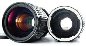 Near MINT PENTAX 645 A 80-160mm F/4.5 +Rear Converter-A 645 2X From JAPAN