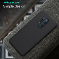 Nillkin For OnePlus 8/8 Pro Shockproof Super Frosted Matte Hard Back Case Cover