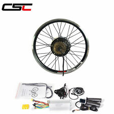 36V 500W Electric Bicycle Motor Kit 27.5 28 29 inch Electric Bike Kit