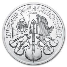 2017 1 oz Austrian Silver Philharmonic Coin