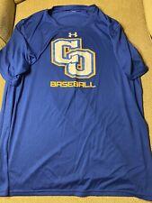 Men's Under Armour Colorado High Baseball Shirt 2XL