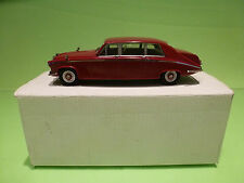 CHESHIRE DAIMLER DS 420 - METAL BUILT KIT 1:43  - RARE SELTEN - GOOD CONDITION