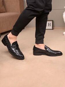LOUIS VUITTON Herren Business Leder Schuhe