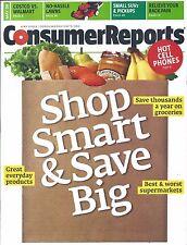 Consumer Reports Magazine May 2009 Costco Vs Walmart Lawnmowers SUV Pickups