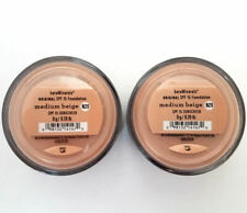 2 Pack of Bareminerals Original Medium Beige Escentuals Foundation 8g N20 XL