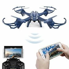 U818S WIFI Large 6-Axis Gyroscope RC Quadcopter Drone with 720P FPV Camera