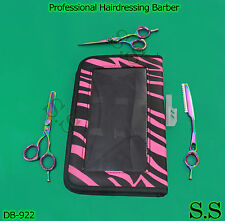 "Professional Hairdressing Barber Salon 5.5"" Scissors Set Titanium Coated,Db-922"