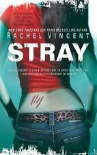 Stray by Rachel Vincent (2010, New Paperback)