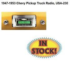 Custom Autosound CHTKE-230 - 1947-53 Chevy Pickup Truck 200 Watt USA-230 Radio