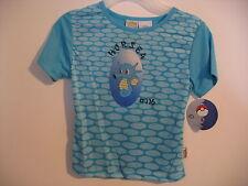 Rare Vintage Seahorse HTF  Pokemon Horsea #116 T shirt top  Kids size 6, 6x