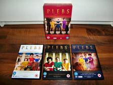PLEBS Staffel 1+2+3 Uncut 5-Disc DVD Rom Comedy Komödie TV Serie Box Set TOP+RAR