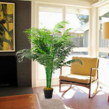 130cm Artificial Palm Tree Fake Indoor Outdoor Potted Plant Home Office Decor