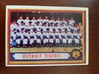 1957 Topps #198 Detroit Tigers NR-MINT KALINE HOF