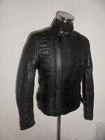 HEIN GERICKE vintage Motorradjacke Lederjacke bikerjacke oldschool jacket 52 M