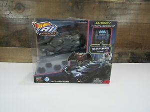Hot Wheels AI Intelligent Race System Batmobile Car Body & Cartridge Kit  NEW