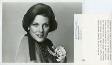 JANE ELLIOT PRETTY PORTRAIT ALL MY CHILDREN ORIGINAL 1984 ABC TV PHOTO