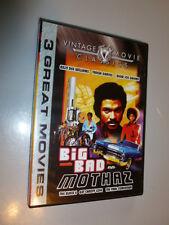 Black Six Get Christy Love The Final Comedown Big Bad Mothaz DVD Three Movies
