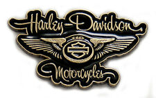 HARLEY DAVIDSON 110TH ANNIVERSARY SCRIPT WINGS  PIN