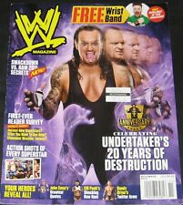 WWE Magazine November 2010-The Undertaker