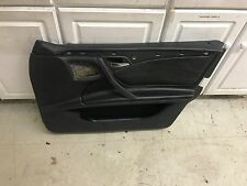 MERCEDES BENZ E55 W210 AMG FRONT RIGHT PASSENGER SIDE INTERIOR DOOR PANEL BLACK