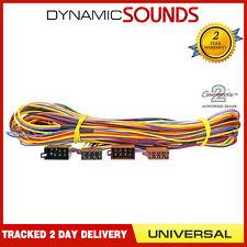 T-Arnés CT10UV09 Universal ISO 5 Metro de ISO a ISO Cable de extensión plomo