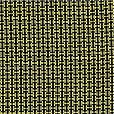 TESSUTO ibrido fibra di KEVLAR ® / CARBONIO 170 g/m² PLAIN h 1200 - 2 mq