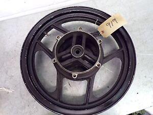 Kawasaki GPX750R GPX 600 GPZ Front wheel #919