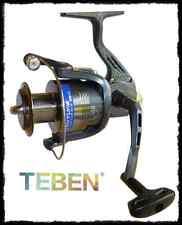 mulinello Teben Live Venture 4B 4000 pesca spinning bolognese ledgering fondo