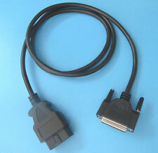 3774-01 OBDII OBD2 Cable For Matco Tools MD3417 Heavy Duty Scan Tool Code Reader