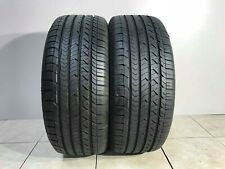 Matching Pair of (2) High Tread Tires 235/50R17 Goodyear Eagle Sport.